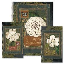 Poetic Garden Organizer Books Colorful Images
