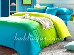 lime green comforter sets blue and striped cotton bedding set boys comforters twin bedroom duvet cover