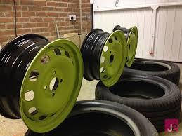 luminous green steelies