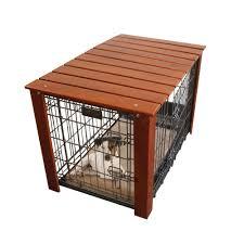 wooden dog crate furniture. Large Wood Crate Wooden Dog Furniture