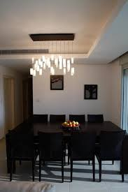 modern lighting miami. Elegant Chandelier - Rain Drops Pendants Modern-dining-room Modern Lighting Miami