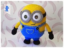 Crochet Minion Pattern