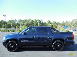 Avalanche chevy avalanche 2011 : 2004 - 2009 Chevrolet Avalanche Dark Blue Metallic | Paint ...