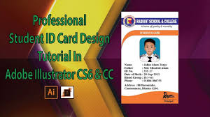 Cs6 Adobe Design - amp; Card Professional Cc In Youtube To Id Tutorial Student How Illustrator