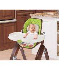 image of summer infant bentwood high chair