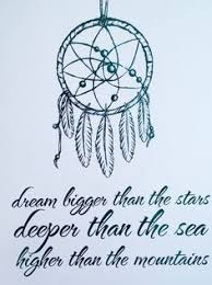 Dream Catchers With Quotes dream catcher quotes Dreamcatchers Pinterest Dream catcher 6