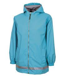 Charles River Rain Jacket Size Chart 8099 Youth New Englander Rain Jacket