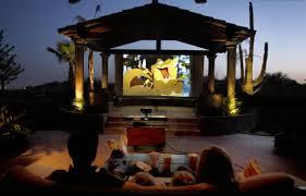 Valu Home Centers DIY Backyard Movie Screen  Valu Home CentersMovie Backyard