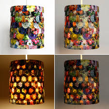 Pepper Spray a Different Kind of Light with Stunning Colorful Lamp Shade  for Home Decor Furniture Decorations Photo Colorful Lamp Shades