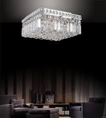 unique square chandelier lighting innovative square flush mount crystal chandelier brizzo lighting