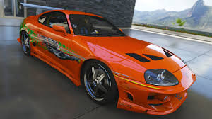 toyota supra interior fast and furious. Modren And Forza 6  The Fast U0026 Furious Toyota Supra Gameplay Showcase 1080p  60FPS  YouTube With Interior And