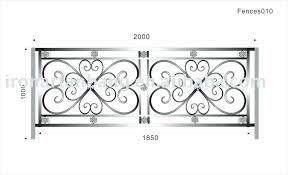 wrought iron fence designs. Wonderful Designs Wrought Iron Fence Designs Buy Fences Product On Gates  And Wrought Iron Fence Designs