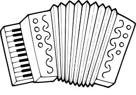 C Coloriages Coloriage Gratuit Coloriage Instruments De Musique C Coloriages Coloriage Gratuit Coloriage Instruments De Musique Coloriage D Un Accordeon L