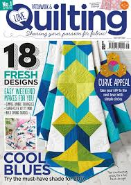 Issue 48 of Love Patchwork & Quilting on sale today! - Love ... & by Katharine Bennett May 24, 2017 9:00 am Adamdwight.com