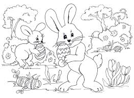 Easter Coloring Pages Free Printable Bitsliceme