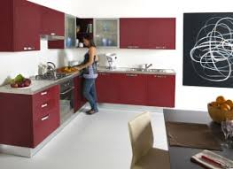 Heat Up Your Kitchen With Color