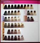 Фото краски для волос матрикс палитра