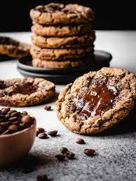 제가 사용한 커피가루는 이과수 제품인데요. Espresso Chocolate Chunk Cookies Kickass Baker