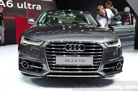 2018 audi 6. unique audi audi a6 facelift face at the 2014 paris motor show to 2018 audi 6