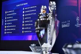 UEFA Champions League Round of 16 Draw HIGHLIGHTS: Real ...