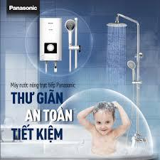 Panasonic Vietnam - Nhiều tiền để làm gì ⁉️ ❤️Để mua được CHIẾC MÁY NƯỚC  NÓNG thần kì❤️ Nếu bạn muốn đầu tư cho phòng tắm 1 chiếc máy nước nóng chất