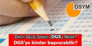 Dikey Geçiş Sınavı Nedir? DGS'ye Kimler Başvurabilir - My Memur