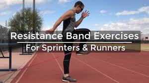 sd resistance band exercises for sprinters runners strength for runners