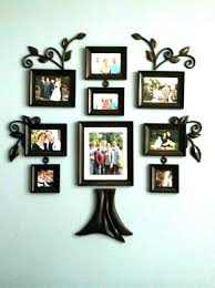 how to hang family picture collage wall family frame wall decor family tree picture frame wall