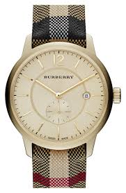 burberry textured dial watch 40mm nordstrom