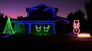 Slayer Christmas Light Show Heavy Metal Christmas Lights Show Would Make Slayer Proud