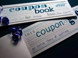 Ideas For Coupon Book New Dream Coupon Book New Dreams Printable Coupon Book A