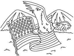 Small Picture Flag Day Coloring Pages Coloring Pages