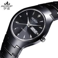 sapphire crystal watches for men suppliers best sapphire crystal whole aesop luxury cz diamond crystal watch gift for man steel case elegant all black ceramic sapphire men quartz wristwatches 8835