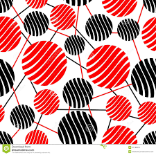 red black and white backgrounds. Seamless Background With Red And Black Circles Intended White Backgrounds
