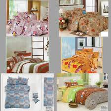 easy comfort 4in1 random design bed sheet family size 60