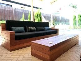 wood patio sofa custom made patio furniture custom outdoor furniture wonderful elegant modern wood patio furniture wood patio sofa