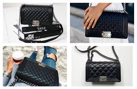 chanel inspired bags. my chanel inspired boy bag | fashion chanel inspired bags a