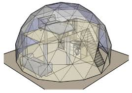images about Domes etc on Pinterest   Geodesic Dome  Dome       images about Domes etc on Pinterest   Geodesic Dome  Dome Homes and Dome House