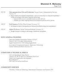 Resume Templates For No Work Experience Cool Resume Examples For Jobs With Little Experience Examples Of First