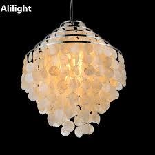 elegant the art of lighting. Elegant Top Grade Luxury Chandelier Shell Made Lampshade Art Deco Lighting Light Lamp For Dining Living The Of A
