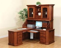 office furniture desk vintage chocolate varnished. Wood Office Furniture Desk Vintage Chocolate Varnished
