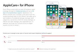 Comparison Iphone Warranties From Apple Carriers Third