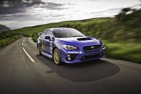 David Higgins to Race a 2015 Subaru WRX STI Next Season - GTspirit