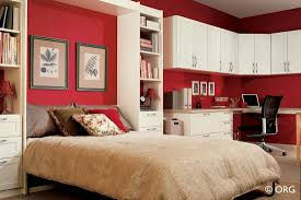 Multi Purpose Guest Bedroom Chicago Custom Murphy Beds Wall Beds Carson Closets