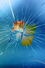 broken windows screen