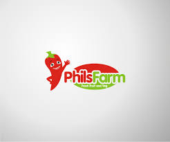 Fruit And Vegetable Logo Design Printing Logo Design For Phils Farm Fresh Fruit And Veg By