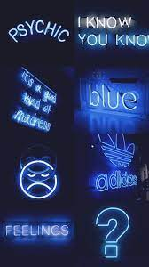 Neon Blue Aesthetic Wallpapers - Top ...