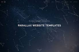 35 Minimal Html5 Parallax Website Templates 2019 Colorlib