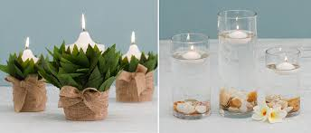 unique candle decorations