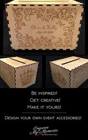 Design Your Own Box Design Your Own Wedding Card Box This Is A Great Way To